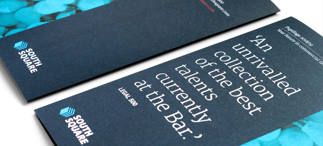 South Square pupillage brochure